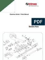 705 Ezeemow S1 Parts Manual 20140819