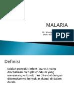 Malaria Ardi