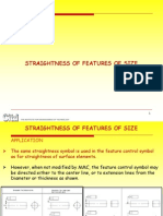 8 Straightness of Features