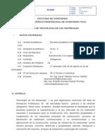 Silabo Tec. Los Materiales 2014 - II