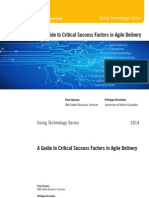 A Guide to Critical Success Factors in Agile Delivery_0