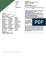 Locust Grove Bulletin for Dec 6, 2009