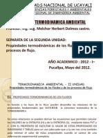 TERMO II Unidad Las Nuevas Diapositivas