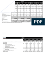 FY2014 Income Statements GAAP Reconciliation
