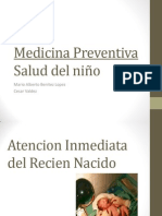 Medicina Preventiva Ninios