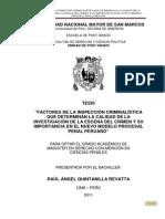 Tesis Maestría Ciencias Penales 2011 - Raúl Ángel Quintanill