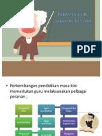 Peranan Guru Sekolah Rendah