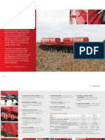 Sunflower 9531 Fertilizer Grain Drill