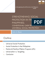 Strengthening Social Protection in the Philippines