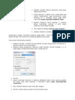 cara membuat nomor halaman yang berbeda.doc