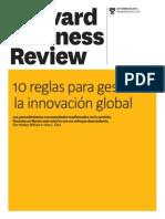 Wilson 10 Reglas Para Gestionar La Innovacion Global 2