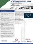 EPC Project Management 2014