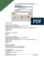 Membuat Form Cetak Kwitansi Dan Form Cetak Laporan 6.0 Asep Jalaludin