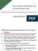 Indian Central Bank - Presentation