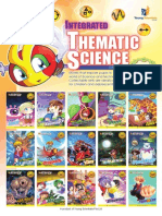 Intergrated Thematic Science Series Order Form 2014