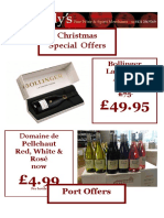 Connolly's Xmas 09 Special Offers