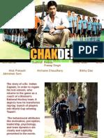 Chak de -Group 8 - Combined