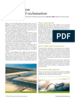 Article Port Expansion Through Land Reclamation