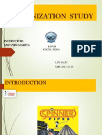 Organization Study Final Ppt