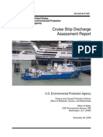 0812 Cruise Ship Discharge Assess