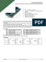 RLC-242 TTL INPUT RELAY OUTPUT