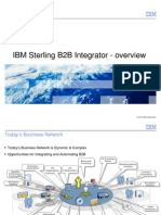 Ibm b 2 b Sterling Integrator