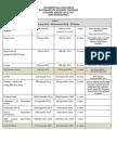 MBA Schedule Activities 2014 Part 2, 2014-2015