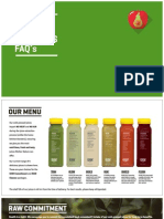 RAW Juice Packages