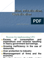 Liberalization Privatization Globalization1