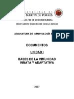Inmunologia Unidad 1- USMP 2007