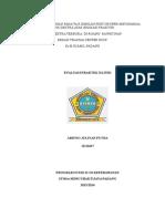Arifno Juliyan Putra 11111647 Stikes Mercu Bakti Jaya (Utek) Tc Bedah