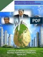 Lakip Djpu Tahun 2012