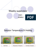 Weekly Supervisior 9 8 13