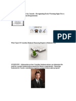 Financing Businesses In Canada