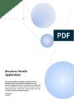 Brochure Mobile Application