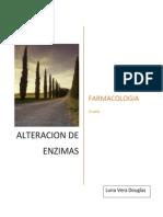 ALTERACIÓN ENZIMATICA