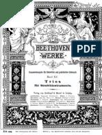 Beethoven 6 Landler WoO15 Piano 4 Hands