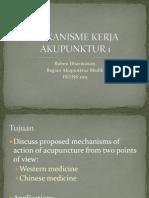 Mekanisme Kerja Akupunktur 1280911