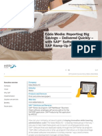 SAP Success Story - Edda Media