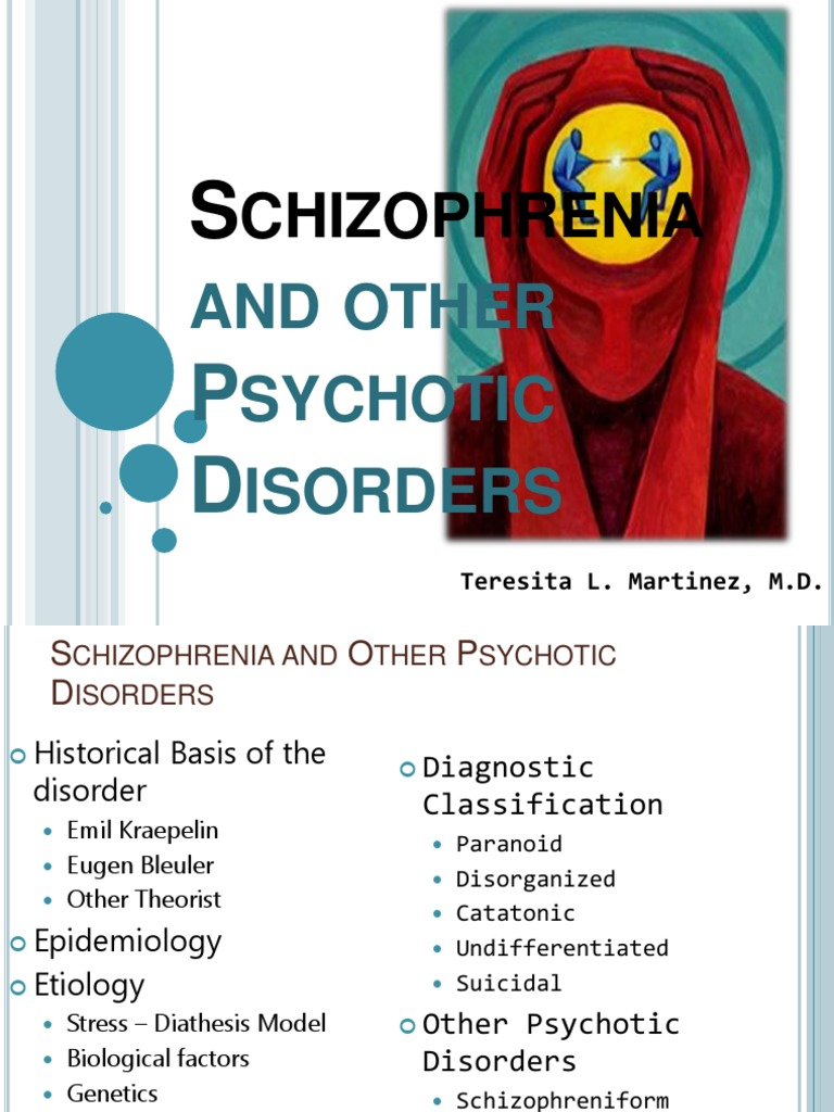 Schizophrenia And Other Psychotic Doppt Schizophrenia Psychosis