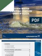 Designing Flood Pumping Stations US Version