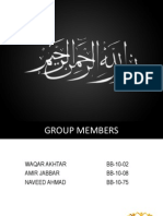 Fatima Group vs. Allahdin Group