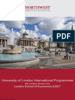 London PGPM Brochure