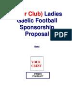 Sponsorship proposal for Pro-Kabaddi League | Sponsor (Commercial