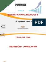 Semana 07 Regresion Correlacion