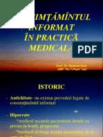 2 Consimtamintul Informat in Practica Medicala