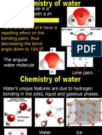 12 chemistry of water
