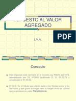 Impuesto Al Valor Agregado I.v.a