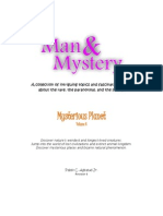 Man and Mystery Vol6 - Mysterious Planet [Rev06]