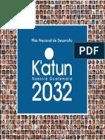 Plan Nacional de Desarrollo Katun